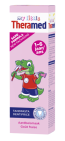 Theramed Tandpasta Aardbei Junior 1-6 Jaar Aardbeismaak 50ml