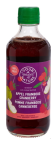 your organic nature Yon diksap appel, framboos en cranberry bio 400ml