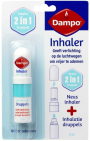 Dampo Inhalatie Stick en Inhalatie Druppels 2ml
