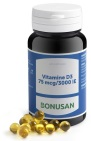 Bonusan Vitamine D3 75 mcg 3000IE 120 softgel capsules
