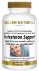 Golden Naturals Testosteron Support 60 tabletten