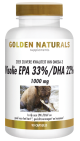 Golden Naturals Visolie EPA 33%/DHA 22% 1000mg 90 softgel capsules