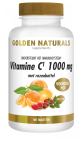 Golden Naturals Vitamine C 1000 + Rozenbottel 180 tabletten