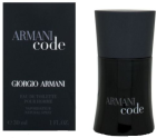 Armani Code For Men Eau De Toilette 30ml