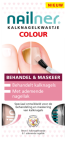 Nailner Colour Kalknagelkwastje 2x5ml