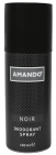Amando Noir Deodorant Spray 150ml