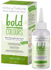 Tints Of Nature Bold Colours Green 70ml