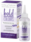 Tints Of Nature  Bold Colours Purple 70ml