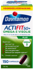 Davitamon Actifit 50 Plus Omega-3 Visolie 90 capsules