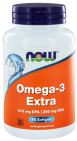 Now Omega-3 Extra 90 softgels