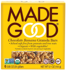 made good Chcocolate Banana Granola Bars 144 gram