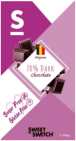 Sweet-Switch Chocolade Puur 70% 100 gram
