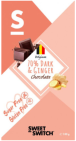 Sweet-Switch Chocolade 70% Puur & Gember 100 gram