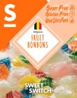 Sweet-Switch Fruit bonbons 100gr