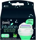 Wilkinson Intuition Naturals Sensitive Care scheermesjes 3-pack 3st