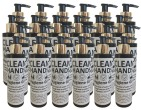 dnl Handgel met alcohol in pompverpakking 24x 200ml