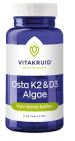 Vitakruid Osta k2 & d3 algae 90 tabletten
