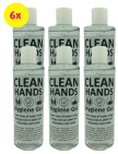 dnl Hygiene handgel met alcohol 6x 400ml