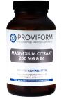 Proviform Magnesium Citraat 200 mg & B6 120tab