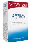 Vitalize Vitamine D Basis 120 capsules