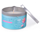 Treets Massage Candle Stress Relief 140 gram
