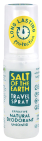 Salt Of The Earth Travel Spray Unscented Natural  50ml
