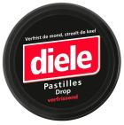 Diele Drop Salmiak Pastilles 75 gram