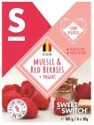 Sweet-Switch Muesli & Red Berries + Yoghurt 180 gram