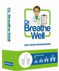 dr breathe well Anti Snurk Spreiders 4 stuks