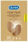 Durex Condoom Real Feeling Latexvrij 20 stuks