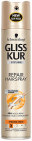 Gliss Kur Haarlak Hold & Repair Strong 250ml