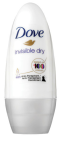 Dove Deoroller Invisible Dry 50ml