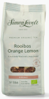 Simon Levelt Rooibos Thee Orange Lemon Bio 110g