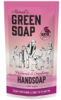 Marcels Green Soap Handsoap patchouli & cranberry refill 500ml