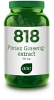 AOV 818 Panax Ginseng-extract 450mg 180 capsules