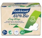 vuokkoset Maandverband long wings 10st