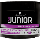 Schwarzkopf Junior Styling gel super strong 150ml