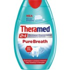 Theramed Liquid 2in1 Pure Breath 75ml