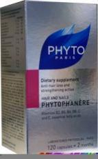 Phyto Phytophanere Capsules 120cap