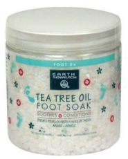 Mattisson Voetbad Zout Tea Tree 283g