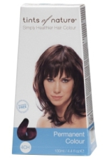 Tints Of Nature Permanent Hair Colour Warm Choclate Brown 1 stuk
