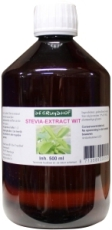 Cruydhof Stevia extract wit 500ml