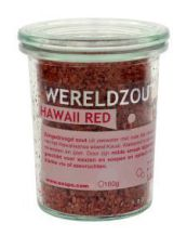 Esspo Wereldzout hawaii red glas 160g