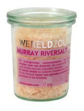 Esspo Wereldzout murray river salt glas 60g
