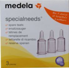 Medela Special needs spenen set 3st