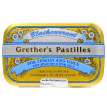 Grether Blackcurrant 110g