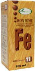 Soria Natural Melasor 11 iron tonic 200ml