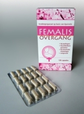 Ayurveda Care Femalis 60cap