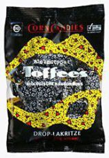 Corn Candy Drop toffees 100g