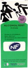 Test Point Thuistest alcohol test 2st